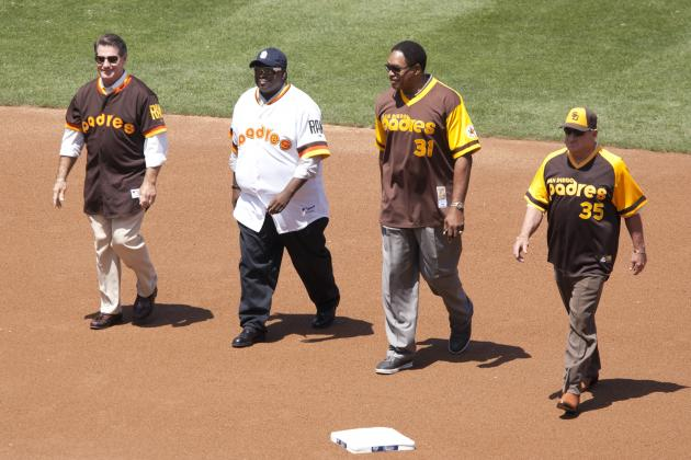San Diego Padres Retired Numbers: Who's Next?