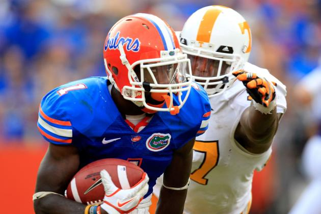Tennessee Football vs. Florida Gators: 6 Reasons Why the Volunteers Will Win