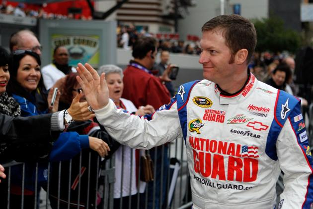 NASCAR: 7 Reasons Why Dale Earnhardt Jr. Could Be the Chase Favorite in 2012
