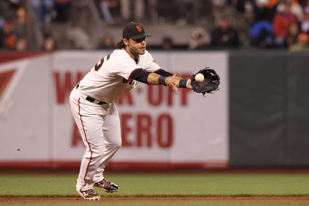 San Francisco Giants: The Giants' Top Defensive Plays of the Year