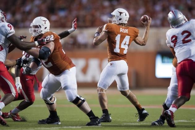 Texas Longhorns Football: Winners and Losers from Week 2 Game vs. New Mexico