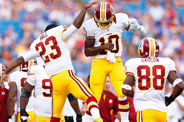 Washington Redskins: Top 5 Questions to Debate Prior to Game 1