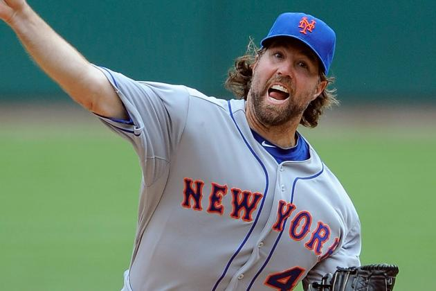 R.A. Dickey and the 10 Best Individual Pitching Seasons in Mets History