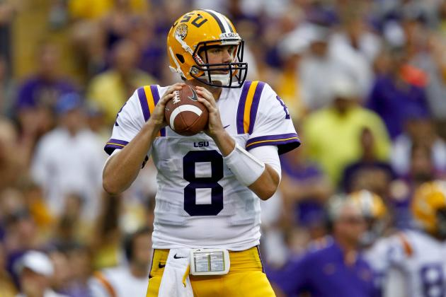 LSU Football: Grading All 22 Starters from the Washington Game
