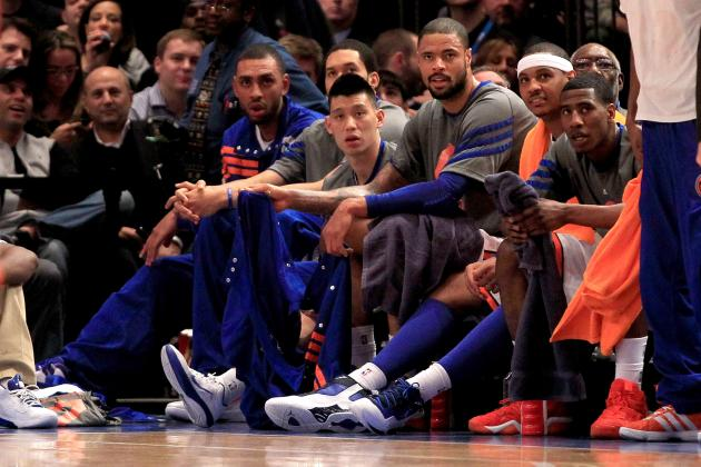 Breaking Down the Roles of the New York Knicks' Bench