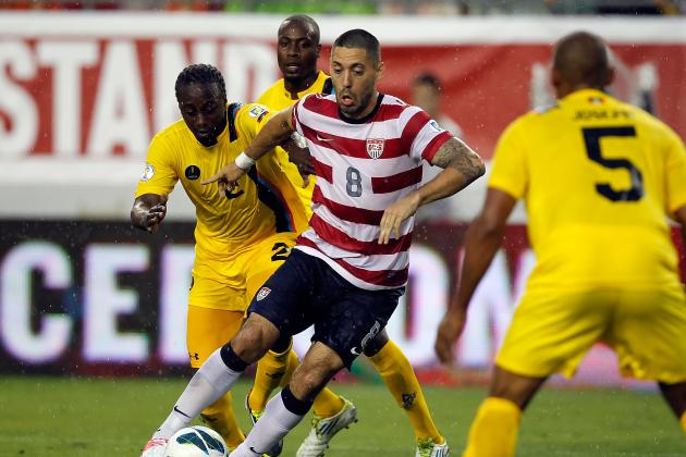 Jamaica vs. USA: Players to Watch in World Cup Qualifier