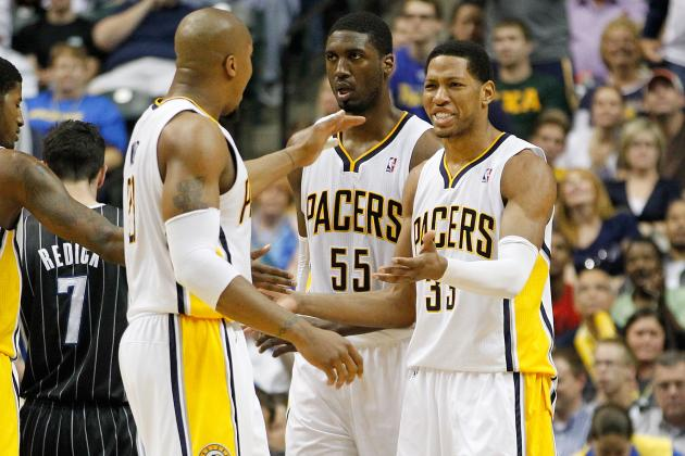 Realistic Stat Projections for Each Member of the Indiana Pacers in 2012-13
