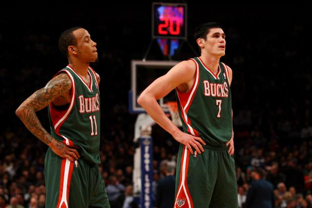 5 Best Situational Lineups for the Milwaukee Bucks in 2012-13