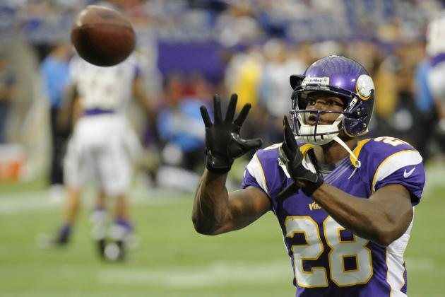 NFL Preview 2012: 10 Questions for the Minnesota Vikings