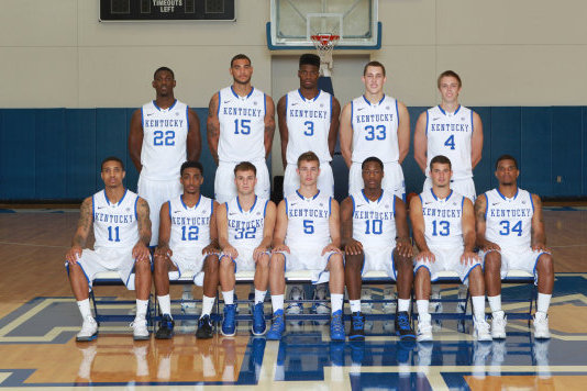 Kentucky Basketball: Stat Predictions for Each Wildcat Player in 2012-13