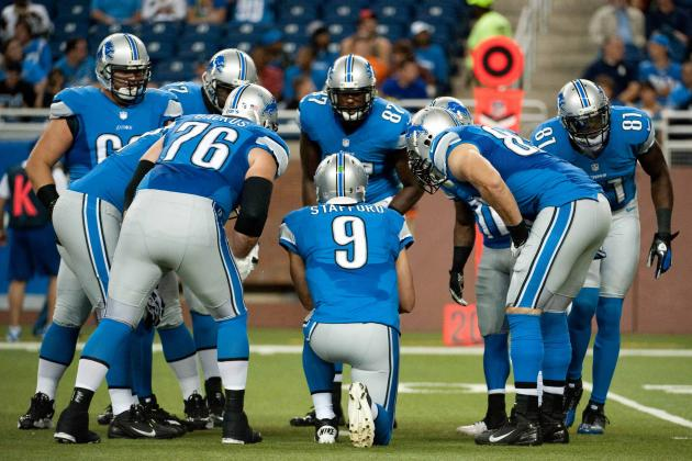 Detroit Lions Week 2 Position-by-Position Preview