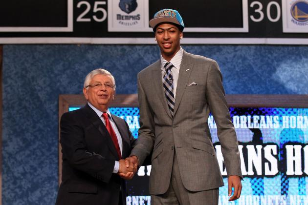 Statistical Predictions for Every NBA 1st-Round Pick in 2012-13