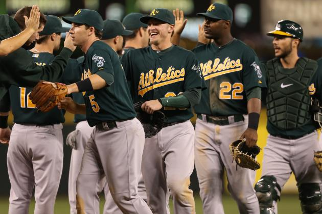 11 Reasons Oakland A's Are Legit AL Playoff Contenders