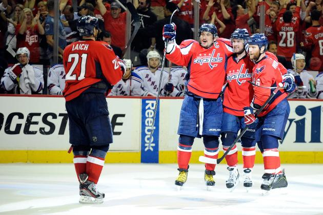 Washington Capitals: Predicting Lockout Destinations for All Caps Players