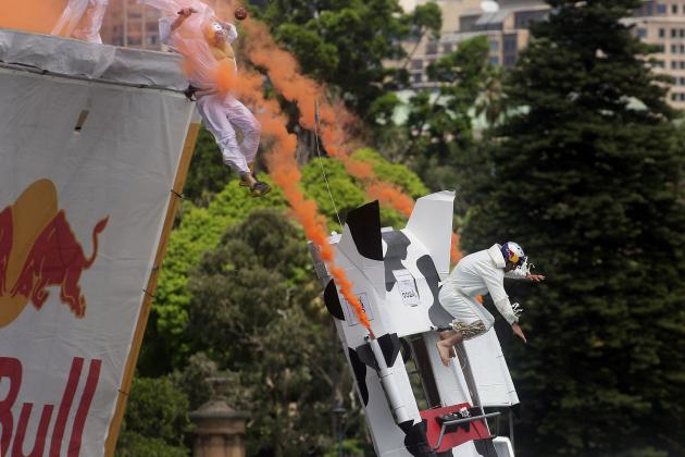 Red Bull Cancels Flugtag, Chicagoans Miss out