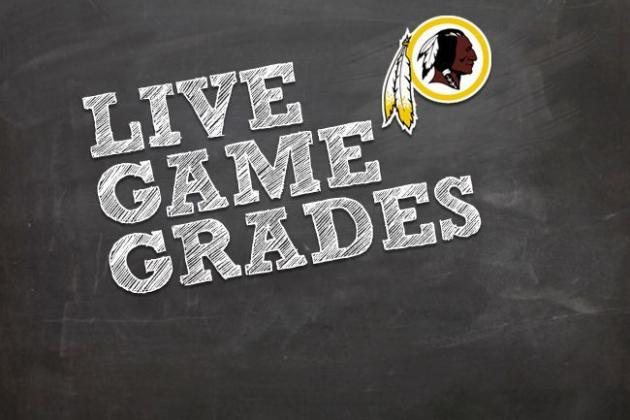 Redskins vs. Saints: Final Report Card, Player Grades for Washington
