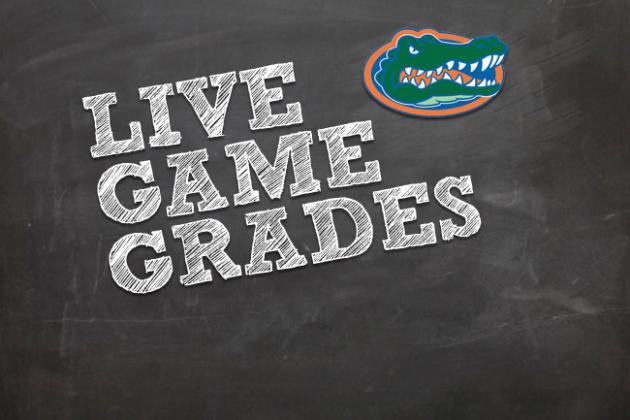 Florida vs. Texas A&M: Post-Game Grades from the Gators' Win over the Aggies