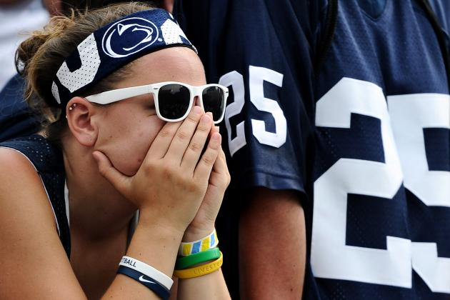 Penn State Football: Will the Nittany Lions Win a Game This Season?