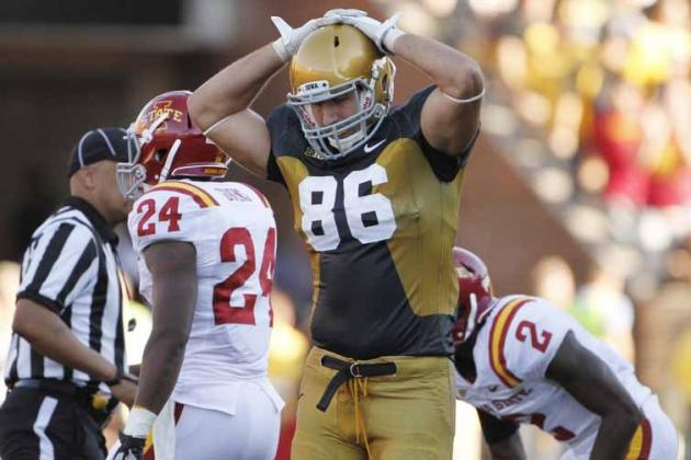 Analyzing the Iowa Hawkeyes' Anemic Offense and What It Needs to Be Successful