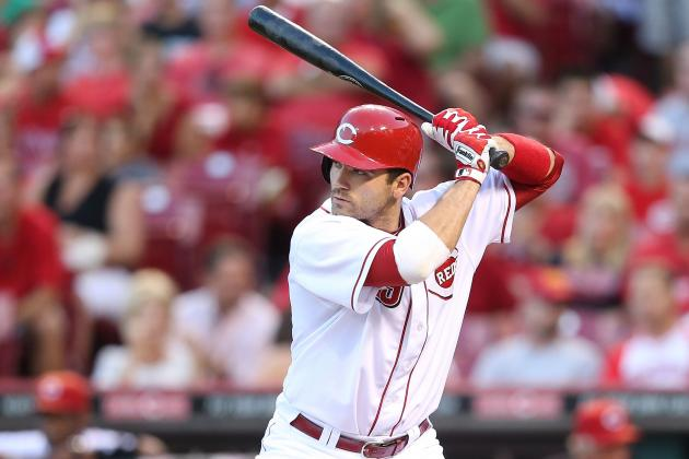 Fantasy Baseball Playoffs 2012: 6 Reasons Joey Votto Will Be Top X-Factor