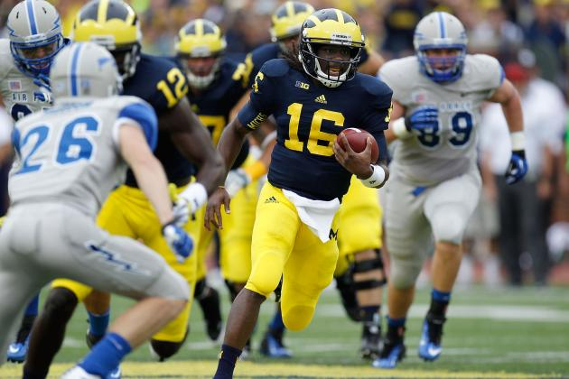 Michigan Football: 10 Things We Learned from Wolverines' Win over the Falcons