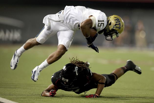 Pittsburgh Panthers Football: Predicting Each Game for Rest of 2012 Season
