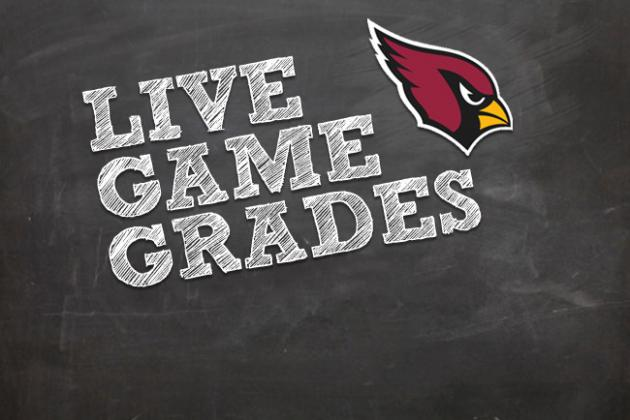 Seahawks vs. Cardinals: Instant Grades & Analysis for Arizona's Week 1 Game