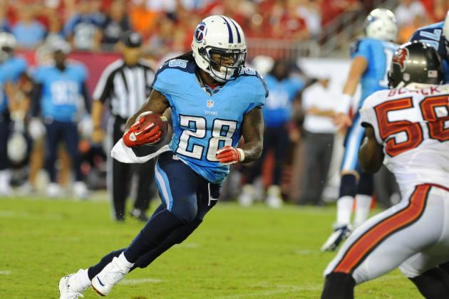 Fantasy Football 2012: 5 Players with a Lot to Prove in Week 1