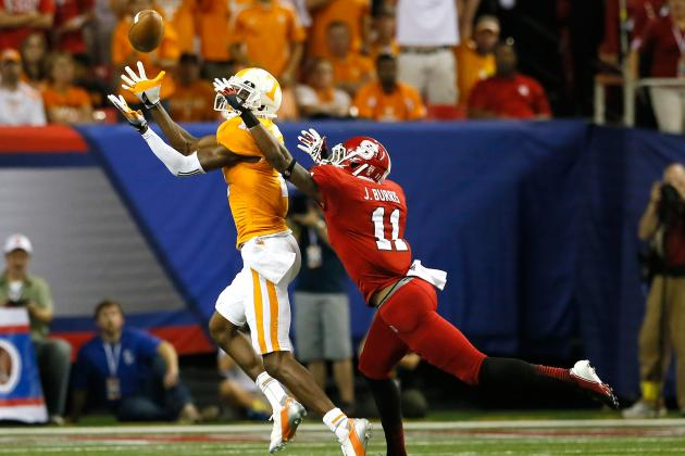 Reassessing Tennessee's Chances in SEC After Week 2