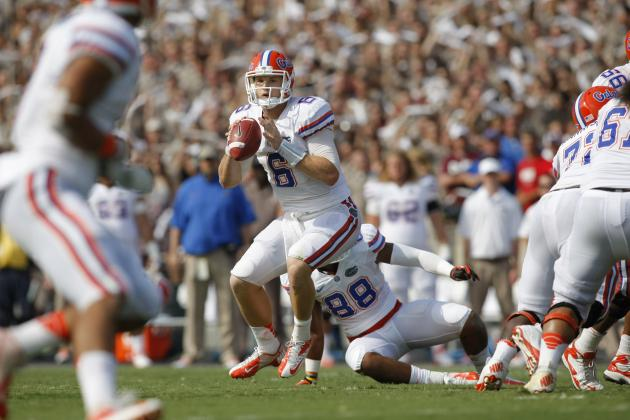 Florida Football: Winners and Losers from the Week 2 Game vs. Texas A&M