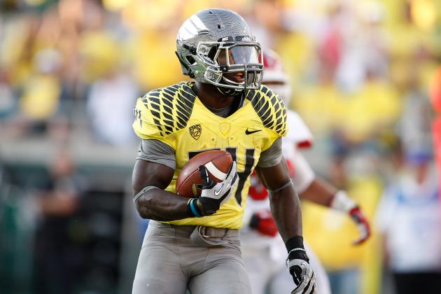 New College Football Uniforms 2012: Best and Worst Jerseys of Week 2