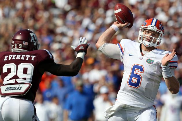 8 College Football Contenders That Don't Have QB Play to Be BCS Worthy in 2012