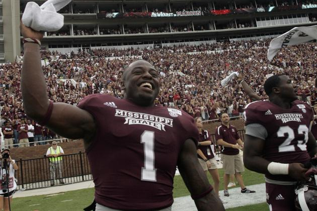 College Football Rankings: 5 Teams That Should Be In, 5 That Should Be out