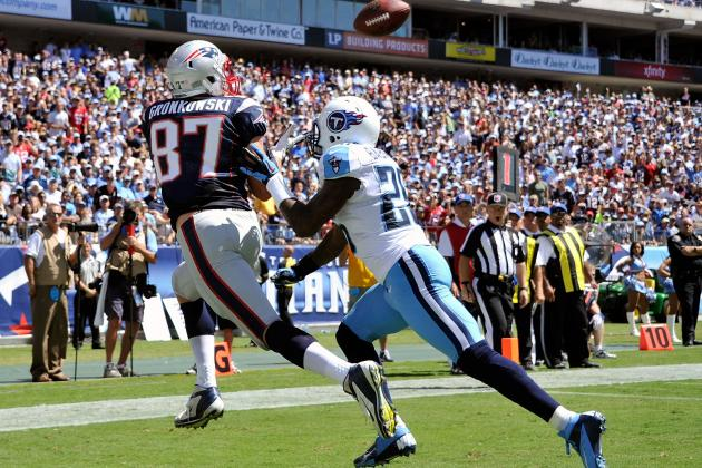 Patriots vs. Titans: New England's Biggest Winners and Losers from NFL Week 1