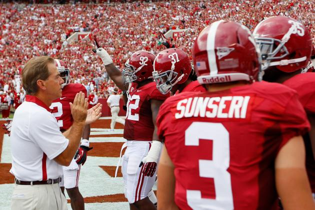 College Football Polls 2012: Analyzing Week 3 AP and Coaches' Polls