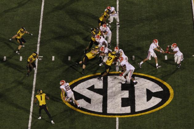 SEC Football: Winners and Losers from Week 2