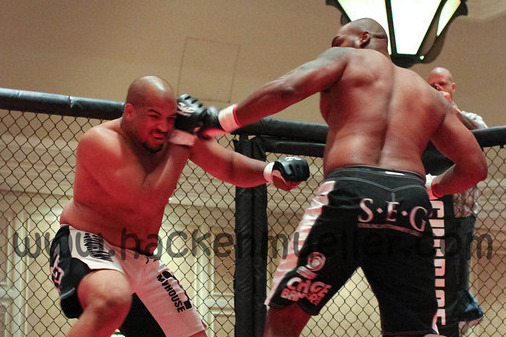 Minnesota MMA Results: Raphael Butler Wins MN Heavyweight Title, Moret Subs Hill