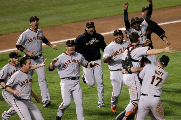 5 Similarities Between the 2012 San Francisco Giants and the 2010 Team