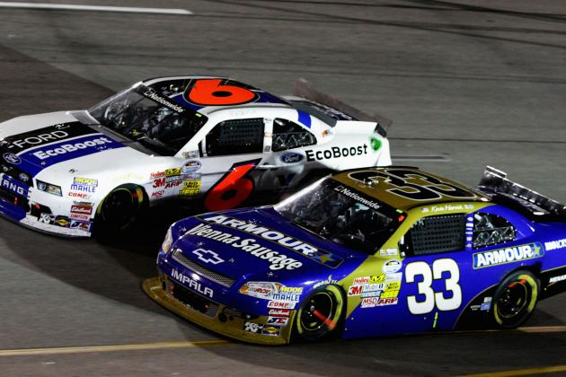 8 Double-Duty NASCAR Drivers Who Will Make the 2013 Chase