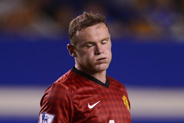 Manchester United: Players Who Will Shine with Wayne Rooney out