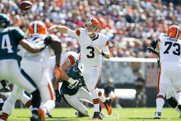 Eagles vs. Browns: Cleveland's Biggest Winners and Losers from NFL Week 1