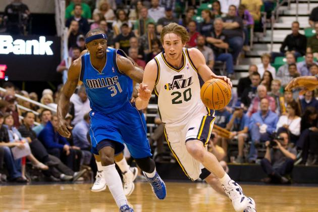 5 Best Situational Lineups for the Utah Jazz in 2012-13