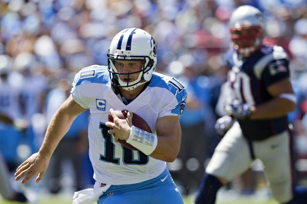 Titans vs. Patriots: 5 Things We Learned in the Loss