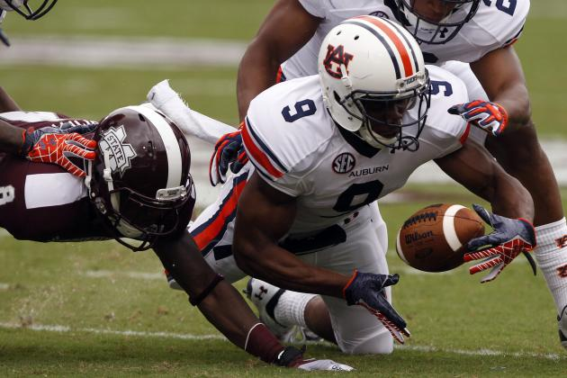 Auburn Football: Grading All 22 Starters from the Mississippi State Game
