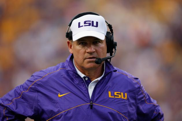 10 Reasons the LSU Tigers Will Finish Season No. 1