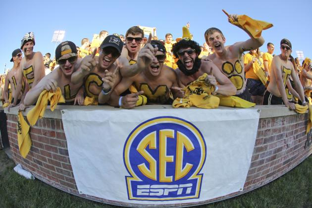 10 Things We Learned About Missouri and Texas A&M in Their SEC Debut