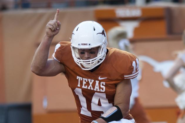 Texas Football: Grading All 22 Starters from the New Mexico Game