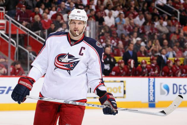 NY Rangers: 5 Reasons Rick Nash Trade Could Prove to Be a Mistake