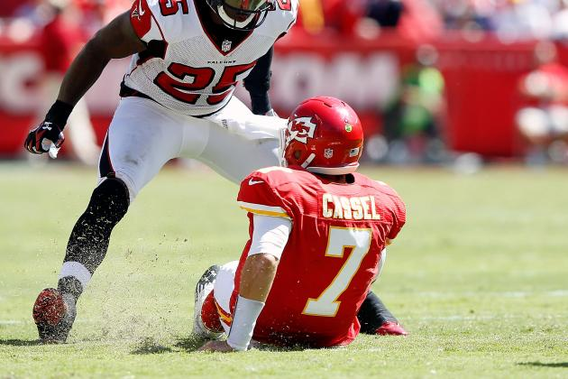 Falcons vs. Chiefs: 8 Things We Learned from Kansas City's 40-24 Loss