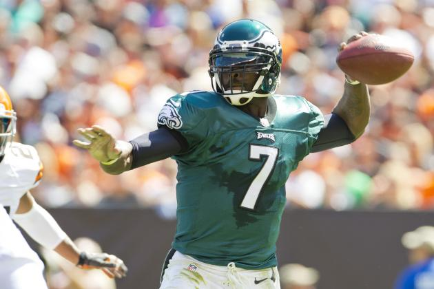 Eagles vs. Browns: Full Week 1 Report Card for Philadelphia QB Michael Vick